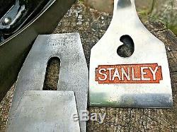 Stanley No. 7 Wood Working Plane Type 15