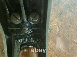 StanleyPlane #85, Collectible, Antique, Vintage, Woodworking, Cabinetmaker&Carpenter