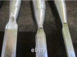 Thrusting Nomi Japanese Chisel Carpenter Tool Woodworking DIY Set of 5