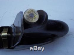 VERY NICE NORRIS WOOD INFILL WOODWORKING PLANE Very Nice Condition Marked Norris