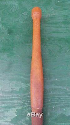 VINTAGE 3 SLICK Lathe Skew Turning Chisel Wooden Handle Wood Working TOOL