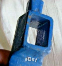 VINTAGE ADZE Hammer Axe Head Unused NOS Carpenters Tool Wood Working Ship