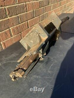 VINTAGE RECORD No 52.1/2 WOODWORKING VICE