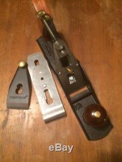 Veritas 5 1/4 W Bench Plane Tool Wood Jack Lee Valley woodworking hand