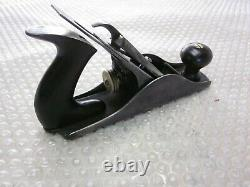 Vintage Antique Stanley No. 3 TYPE 2 (1869-1872) Pre-Lateral Woodworking Plane