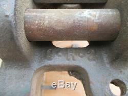 Vintage Columbian 10 Woodworking Vise Heavy Duty Cast Iron