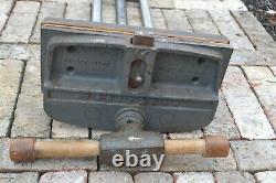 Vintage Craftsman 10 Under Bench Woodworking Vise No. 506.51890