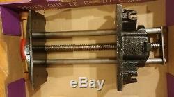 Vintage Craftsman 10 Woodworking Bench Vise 506-51890 USA made Quick Release