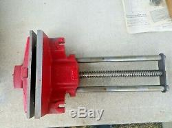 Vintage Craftsman 10 Woodworking Vise 391-5195 NEVER USED IN Opened BOX