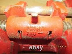 Vintage Craftsman 10 Woodworking Vise 391-5195 No 8 WV10-8 Japan Cast Iron