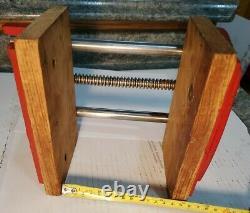 Vintage Craftsman Number 391-5191 Woodworking Vise Made In Japan