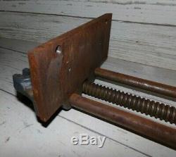 Vintage Craftsman Woodworking 10 Vise 51781
