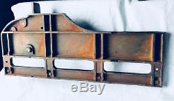 Vintage New Stanley No. 52 chute board rare collectible unique woodworking tool