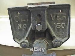 Vintage Oliver #150 Woodworking Vise
