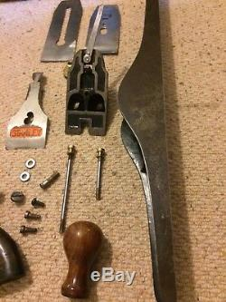 Vintage Plane Stanley Bailey No 7 Jointer Made in USA Woodworking Tool 22 inch