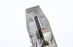 Vintage Record No 020 Compass Plane Concave Convex Woodworking Tools