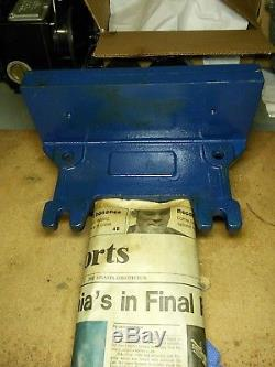 Vintage Record No 53 Quick Release Woodworking Vise Near Perfect Condition