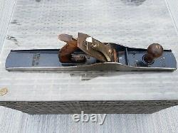 Vintage Record Plane Planer No 7 Woodworking Tool