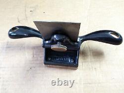 Vintage SARGENT VBM No. 53 Cabinet Scraper Plane Woodworking Tool
