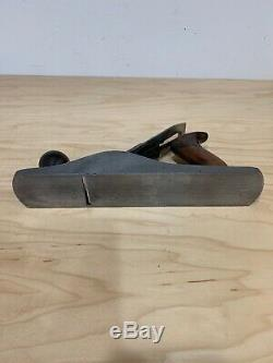 Vintage Stanley Bailey No. 5-1/4 Woodworking Jack Plane. USA. Pat. 1918 Lever Cap