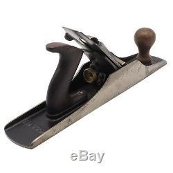 Vintage Stanley Bedrock No. 605 1/2 Corrugated Carpentry Woodworking Jack Plane
