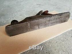 Vintage Stanley Bedrock No 605-1/2 Woodworking plane Smooth Sole