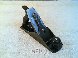 Vintage Stanley K 4 1/2 Woodworkers Hand Plane with Corrugated Sole