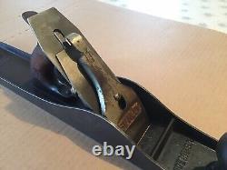 Vintage Stanley NO. 7 Corrugated Bottom Wood Plane 22 Wood Working Hand Tool