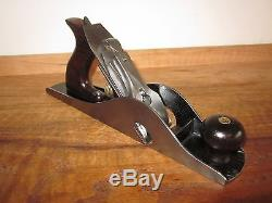 Vintage Stanley No 10 Type 8 (1899-02) B Casting Carriage Woodworking Plane