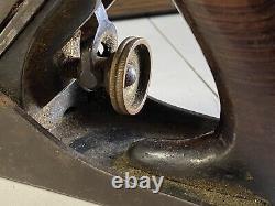 Vintage Stanley No. 2 Woodworking Plane Parts Or Restoration Unmarked Body