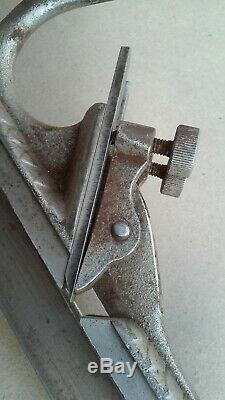 Vintage Stanley No. 48 Tongue & Groove Plane Woodworking Hand Tool