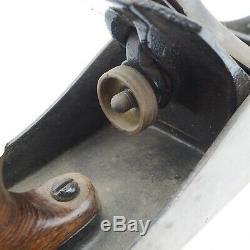 Vintage Stanley No. 6 Corrugated Bottom Carpentry Woodworking Bench Wood Plane