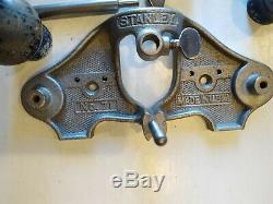 Vintage Stanley No. 71 Router Plane USA woodworking Hand