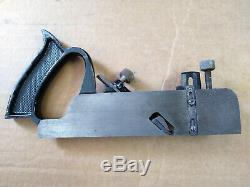 Vintage Stanley Sweetheart No. 39 3/8 Dado Plane COMPLETE- Woodworking USA