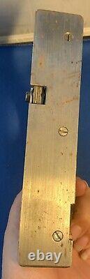 Vintage Ulmia gesetzlich geschutzt woodworking tool made in Germany