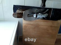 Vintage Woodworking Record T5 Technical Jack Plane