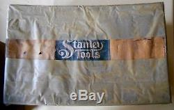 Vtg STANLEY 45 Craftsman's PLANE (7 Planes in 1) Cadillac of Woodworking Tools