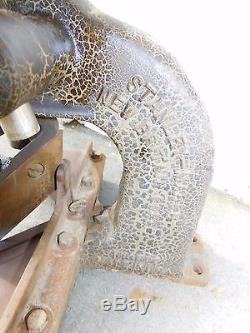 Vtg Stanley 200 Miter Trimmer Cabinet Carpenter Picture Frame Woodworking Tool