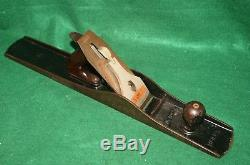 Vtg Stanley Bailey No 7 C Type 17 Jointer IMPERFECT Woodworking Plane Inv#PS55