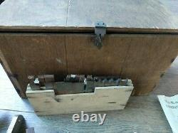 Wards Master No 45 Combo Plane with Blades & Extras Woodworking Hand Tools