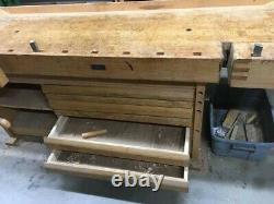 WoodWorking Bench, Waldman, 72 x 24 Very Nice