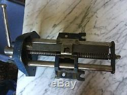 Woodworkers bench vise Record 52E Vintage Woodworking