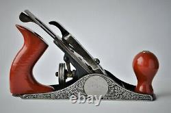 Woodworking plane (size Stanley no. 2) / Engraved by Mikhail Davydov
