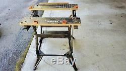 Woodworking tools lot used